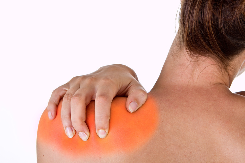 Causes of Shoulder Muscle Pain   muscledoc.org