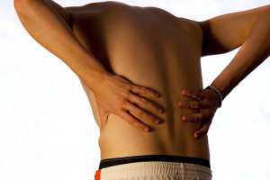 back pain and muscle spasms