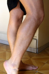 calf muscle ache