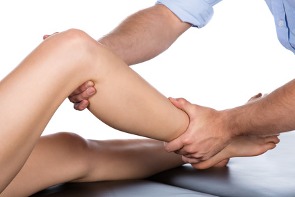 leg muscle pain treatment